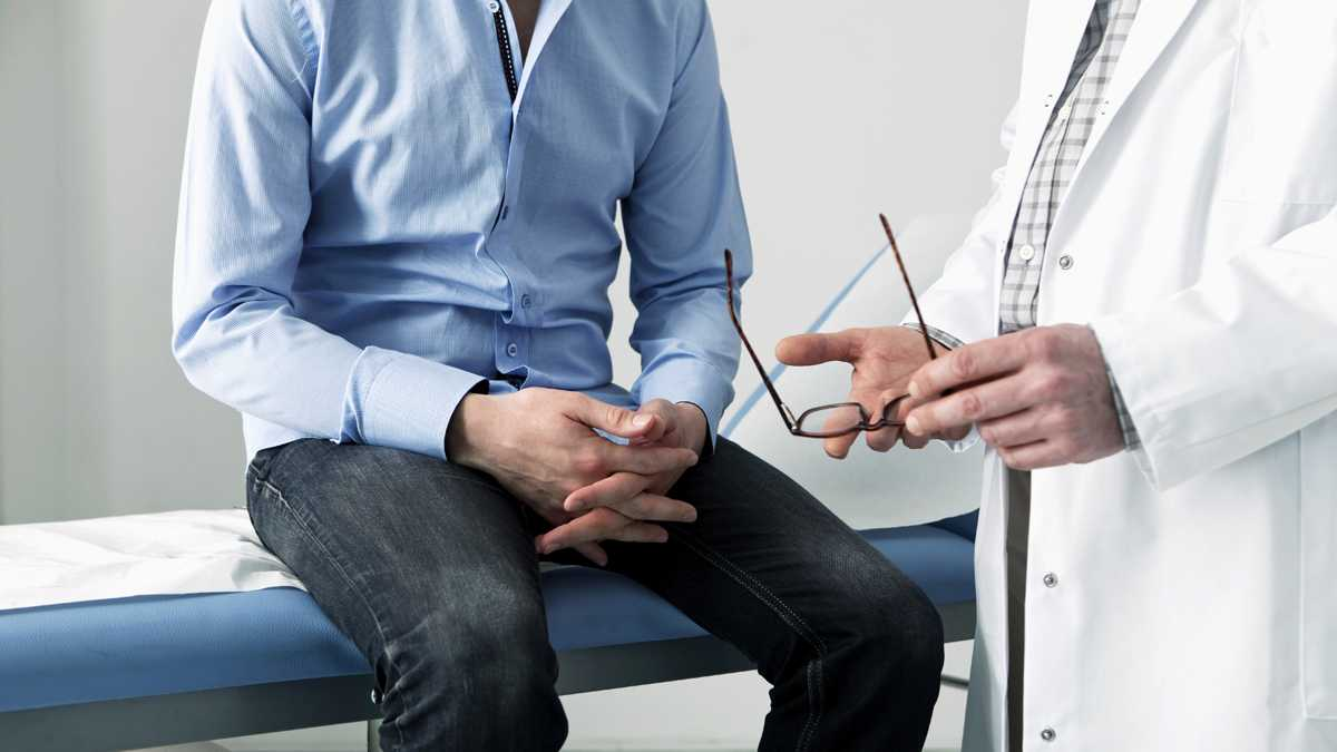 The Secret World of Male Infertility